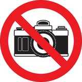камера отсутствие знака фото бесплатная иллюстрация