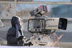 камера передачи Стоковое Фото