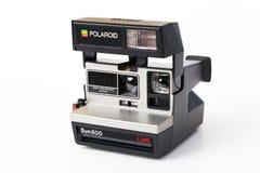 Камера поляроида Sun600 LMS Стоковые Изображения RF