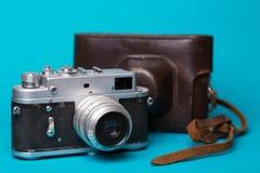 камера ретро стоковое изображение