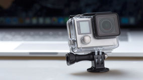 Камера спорт Стоковые Фотографии RF