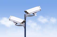 Камера слежения внешняя, cctv внешний Стоковое Фото