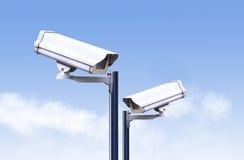 Камера слежения внешняя, cctv внешний Стоковые Изображения