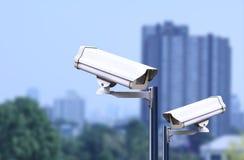 Камера слежения внешняя, cctv внешний Стоковые Фотографии RF