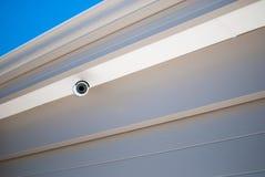 Камера слежения защищая дом Стоковые Фотографии RF