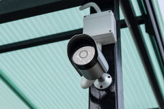 Камера слежения или CCTV Стоковые Фотографии RF