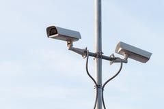 Камера слежения или CCTV Стоковое Фото