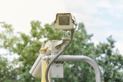 Камера слежения или CCTV Стоковое Изображение RF