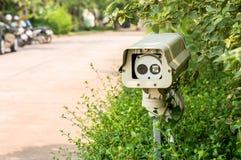 Камера слежения или CCTV Стоковые Фото