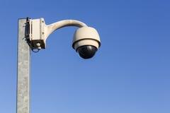 Камера слежения и наблюдение CCTV Стоковые Фотографии RF