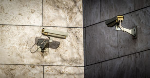 Камера слежения Стоковое Фото