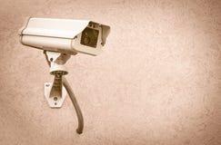 Камера слежения CCTV стоковые изображения rf