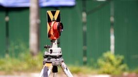 Камера теодолита стоковое фото