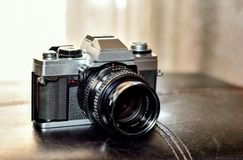 Камера фильма стоковое изображение