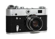 Камера фильма стоковое фото rf