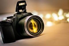 камера фотографическая стоковая фотография