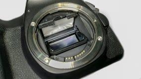 Камера - фотографическое оборудование, объектив - оптический инструмент, Clea стоковые фотографии rf