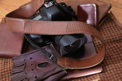 Камера фото Стоковое фото RF