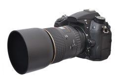 Камера фото - DSLR Стоковые Фото