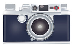 камера бесплатная иллюстрация