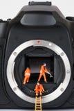 Камера 5 Стоковые Фото
