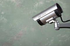 Камера CCTV безопасностью стоковые фотографии rf