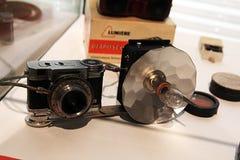 Камера Lumiere стоковые изображения rf