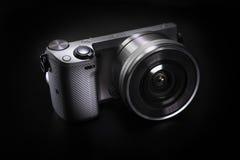 Камера Mirrorless DSLR Стоковая Фотография RF