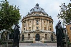 Камера Radcliffe, Оксфорд, Англия, Великобритания Стоковые Изображения