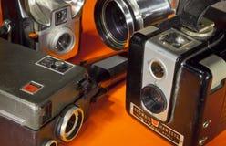 Камеры год сбора винограда Стоковая Фотография RF