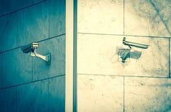 Камеры слежения стоковая фотография rf