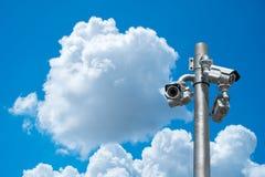 Камеры слежения Стоковое Фото
