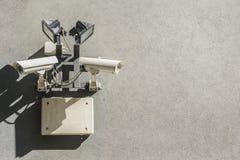 Камеры слежения CCTV Стоковое Изображение
