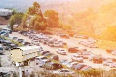 Камеры слежения CCTV Стоковое Изображение RF