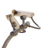Камеры cctv безопасностью Стоковая Фотография