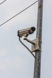 Камеры cctv безопасностью Стоковые Фотографии RF
