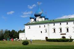 Камеры ` s епископа Suzdal Кремля Стоковое Изображение RF