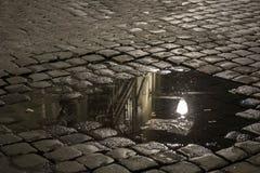 Камешек в Риме Стоковые Фото