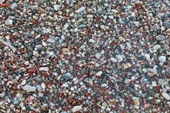 Камешек облицовывает текстуру Стоковые Изображения RF
