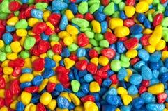 Камешки красочные Стоковое фото RF