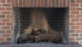 камин напольный Стоковые Фото