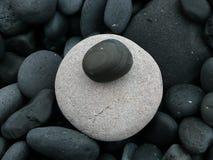 Камни лавы Стоковая Фотография