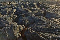 Камни вулканической подачи дают Стоковое Изображение