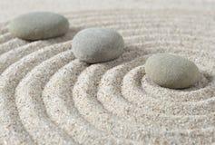 Камни Дзэн шагать Стоковое Фото