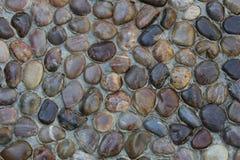 Камни делают по образцу, предпосылка Стоковое Фото