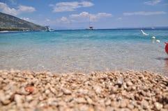 Камни и вода Стоковое фото RF