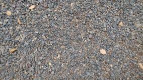 Камни и гравий текстуры стоковые фотографии rf