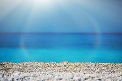 Камни и море Стоковое Фото