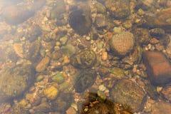 Камни и песок Стоковые Фото