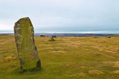 камни круга стоящие Стоковая Фотография RF
